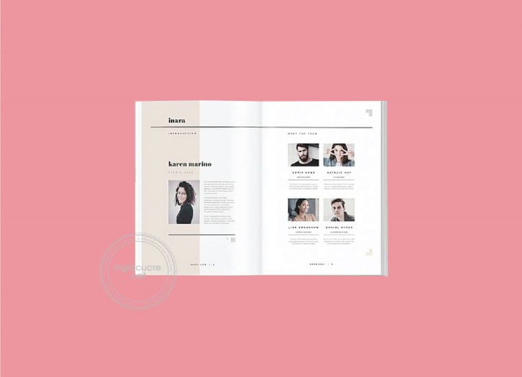 Xu hướng thiết kế catalogue hiện đại và độc đáo