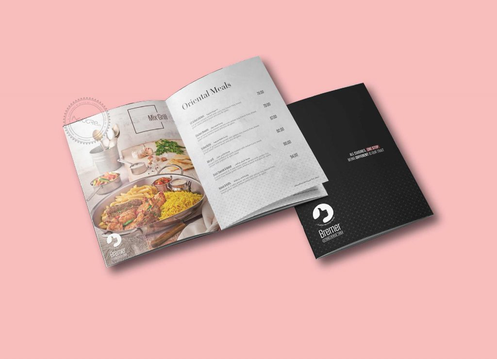 in menu tphcm